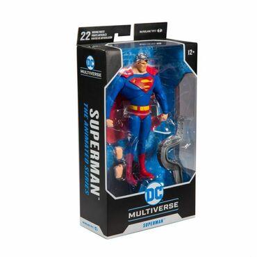 Superman From The Batman Animated Series  Visina 17 cm