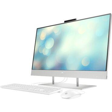 """hd camera в Азербайджан: HP 22-df0015ur All-in-One 21.5"""" AIO PC / Pentium J5040 (2.0GHz, 4 core"""