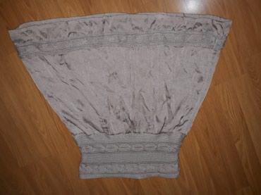 Interesantna suknja,postavljena(vidi se na drugoj slici),pojas je - Smederevo