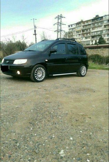 Bakı şəhərində Hyundai Matrix 2007