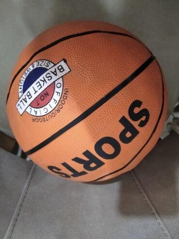 Мячи - Азербайджан: Basketbol topu 15 AZN Futbol topları da var yenidir islenmiyib qeti