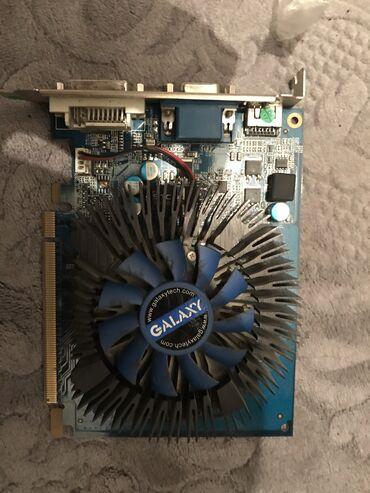 Видеокарта Gt 430 1gb DDR3 128 bit, работает отлично, без артефактов