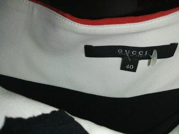 Gucci-s-wuj - Srbija: Original Gucci haljina. Nova. Papreno placena u Londonu. Jedinstvena