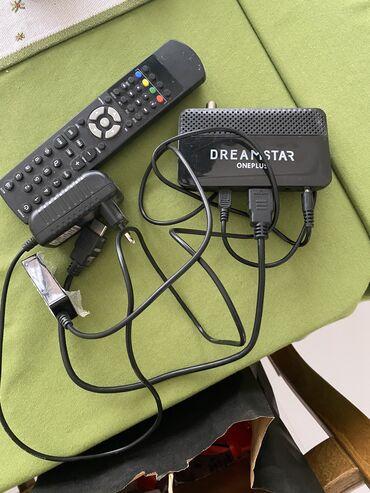 dreamstar ip tv - Azərbaycan: Dreamstar aparati ishlek vezziyetde