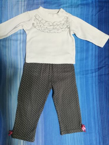 Ostala dečija odeća   Kikinda: Komplet vel. 6-9 meseci
