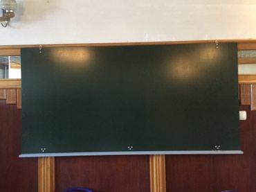 Доски школьные: габариты 2х1, цена 4500. габариты 2,4х1,1 цена 6800