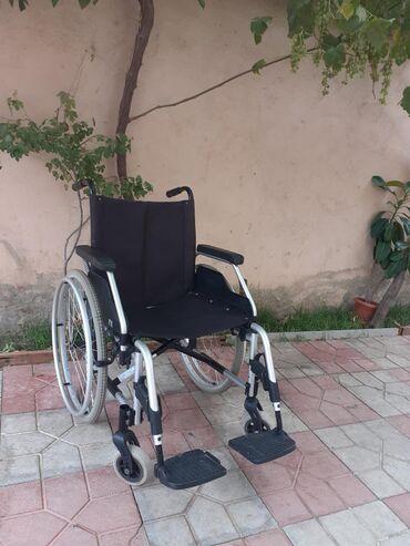 - Azərbaycan: Əlil arabasi