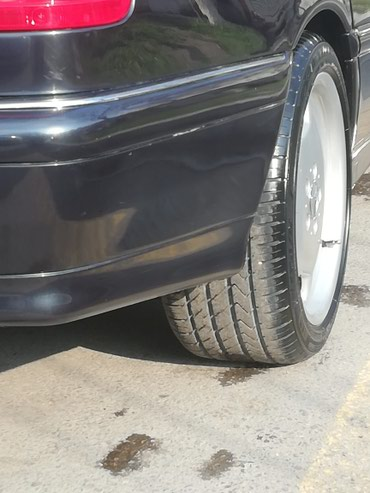 Bakı şəhərində Mercedes-Benz C 280 1998- şəkil 9