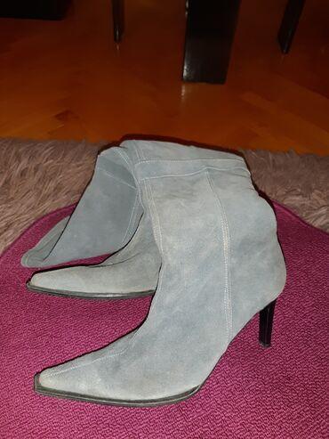 Zlatne sandalice perla br - Srbija: Baby blue čizmice,broj 41