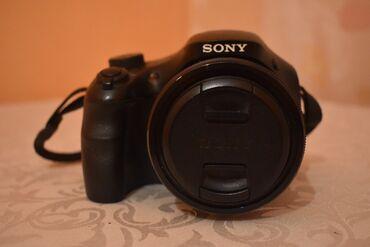 cyber shot sony в Кыргызстан: Фотоаппарат Sony Cyber-Shot DSC-HX300 - отличное оружие для фотоохоты