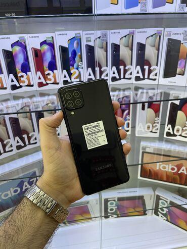 Samsung Galaxy A22 | 64 GB | Qara | Zəmanət