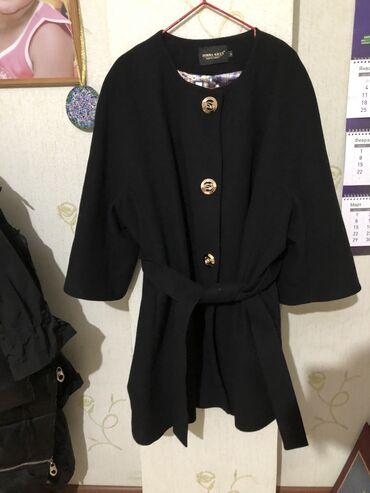 женский пальто в Кыргызстан: Пальто!!!! Купила в турции!!! 52 размер носила раз 2 размер