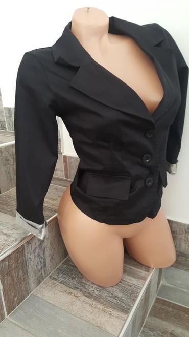 Ženske jakne | Arandjelovac: Sako, kao nov, kratko nosen, kraci, odg s vel