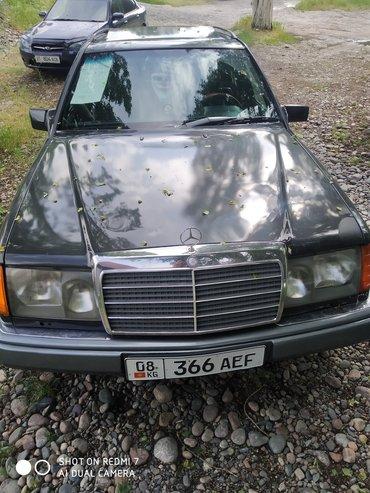 бмв-универсал в Кыргызстан: Mercedes-Benz W124 3 л. 1990