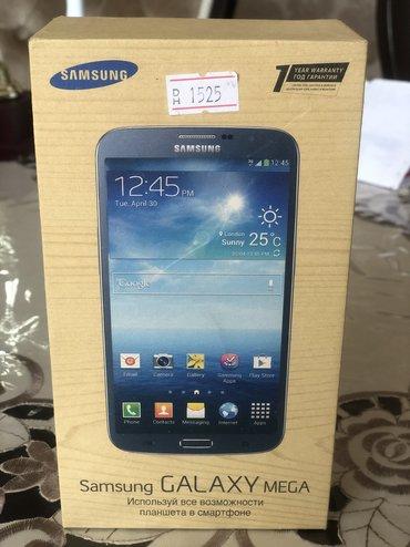 Samsung mega - Азербайджан: Новый Samsung Galaxy Mega 5.8 64 ГБ Синий