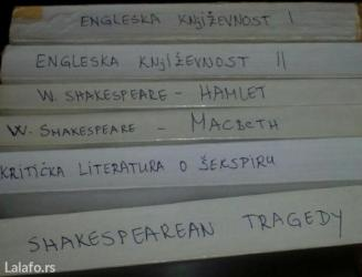 Knjige - Ukoricene kopije za studente engleskog. Sve za 1500 - Belgrade