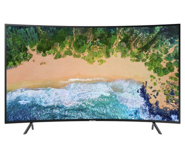 Samsung UE49NU7300 Curved Smart TV в Бишкек