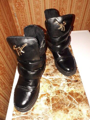 Женская обувь в Чолпон-Ата: Продаю деми сникерсы. Одевали один раз .Не подошёл размер брали за