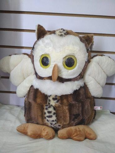 Мягкая игрушка сова в Бишкек