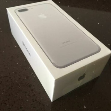 Apple iPhone 7 plus - 128GB - srebrna - Dimitrovgrad