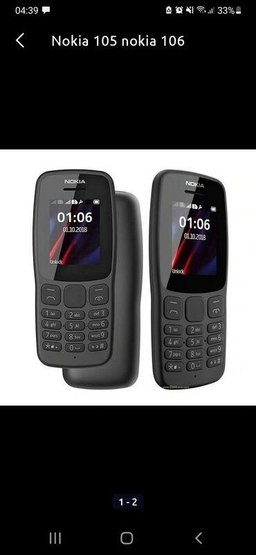 11151 elan: Nokia | 1 GB | Qara Yeni | Düyməli