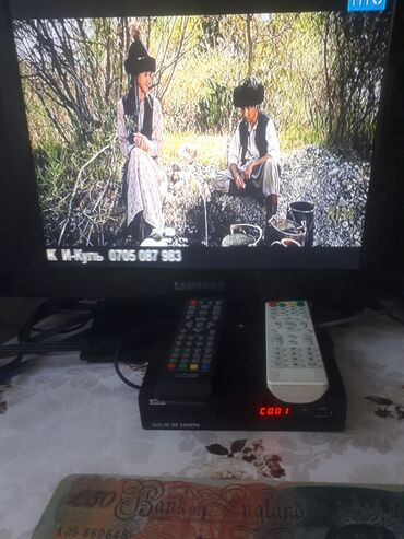golder телевизор пульт в Кыргызстан: Телевизор (китай)длина экрана 33,5ширина 26,пульт для телевизора,блок