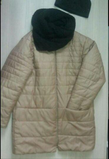 Продам куртку деми в очень хорошем состоянии. Размер 46-48. Капюшона