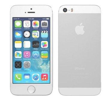IPhone 5s 32gb белый цвет. в Бишкек