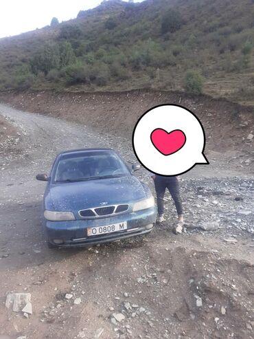 нубира в Кыргызстан: Daewoo Nubira 1.8 л. 1998