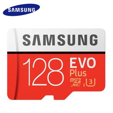 Samsung micro SD memorijska 128gb Do 100mb/s u3 4k - Belgrade