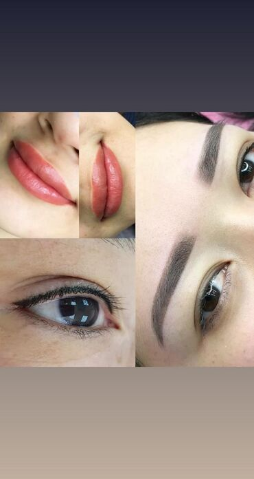 Студия красоты Infinity,на все услуги скидки, перманентный макияж бров
