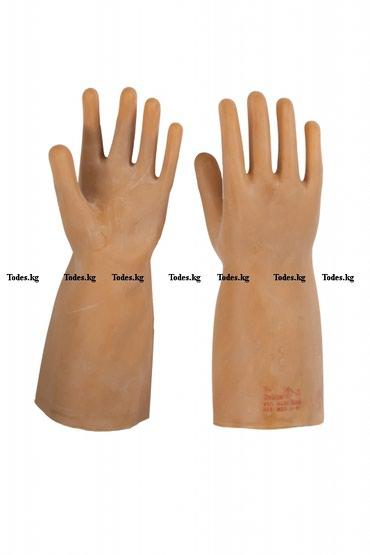 Перчатки диэлектрическиеДиэлектрические перчатки предназначены для