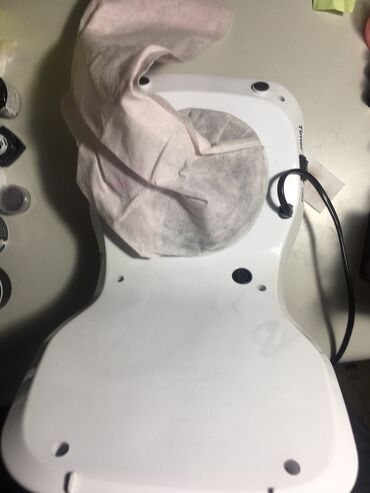 Срочно продаю!! Пылесборник для маникюра почти новый пользовались один