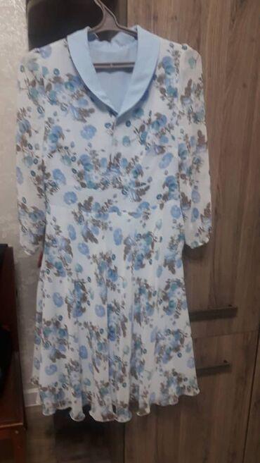 турецкое платье шифон в Кыргызстан: Шифоновое размер 42 (наш). В хорошем состоянии. Или же 3 платья за