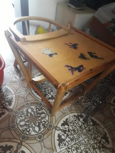 столик детски в Кыргызстан: Детский столик, 1000 сом