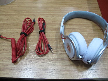 monster beats pro в Азербайджан: Beats Mixr White (MH6N2ZM/A) Malın kodu--IN11042 Товар возвращен от по