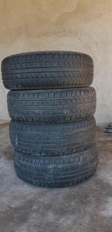 шины москвич в Ак-Джол: Срочно продаю шины летние. Шины в отличном состоянии. Без торг