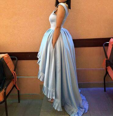 Personalni proizvodi | Prokuplje: Plava haljina