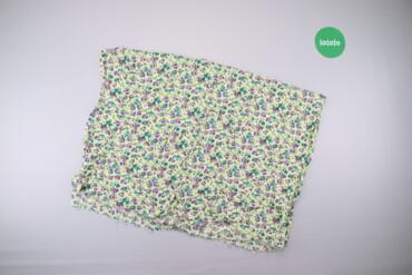 Дом и сад - Украина: Тканина у квітковий принт     Розмір: 130 х 98 см  Стан гарний