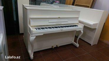 Bakı şəhərində Zimmermann piano satılır. İdeal veziyyetde tam professional orijinal