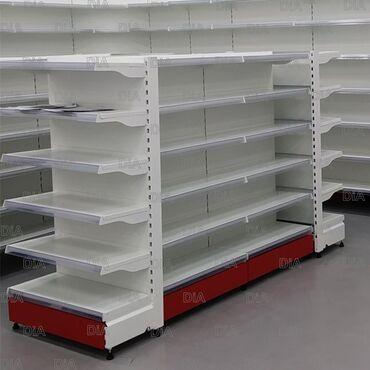 Торговую площадь - Кыргызстан: Металлические стеллажи, торговое оборудование. Большой размерный ряд