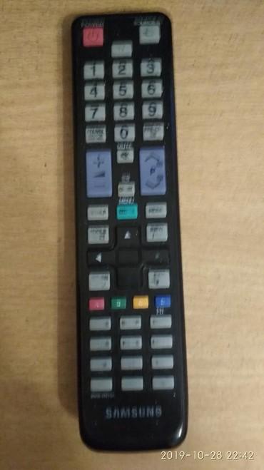 пульт-ду-для-телевизора-самсунг в Кыргызстан: Пульт оригинал от жк телевизора Самсунг