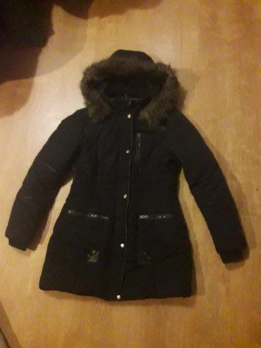 Orsay teget zimska jakna / parka vel. 36 - Prokuplje