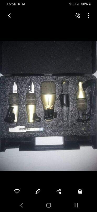 Mikrofoni   Srbija: MIKROFONI ZA BUBANJ POVOLJNO . CENA DOGOVOR I POZIV NA BROJ