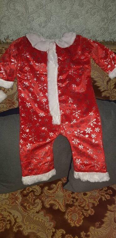 Дед Мороз бодик. С шапочкой От 3-4года примерно