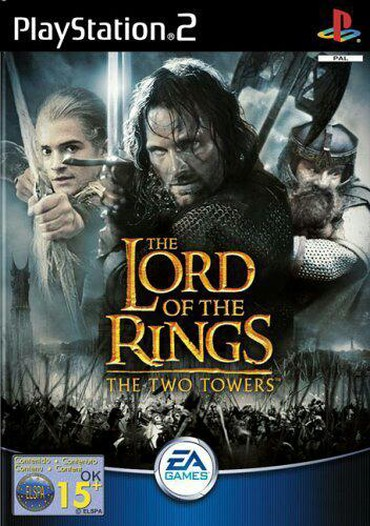 - Azərbaycan: THE LORD OF THE RINGS The Two Towers PS2 üçün