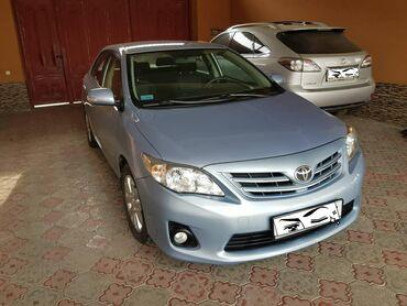Toyota Corolla 1.6 л. 2011 | 88000 км