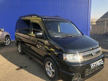 гбо 4 поколения в Кыргызстан: Honda Stepwgn 2.4 л. 2003 | 333444 км