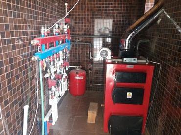 стяжка пола в на квартиру в Кыргызстан: Отопление:Современные системы отопления,теплые полы и саматечные