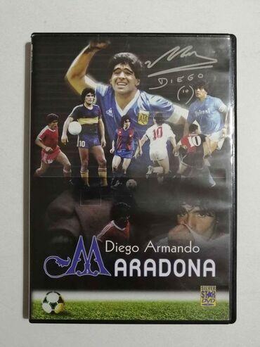 DVD αφιερωμένο για τον -κατά πολλούς- καλύτερο παίκτη του κόσμου Diego